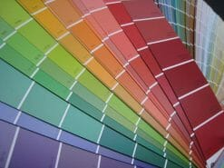 Paint color swatches, Allstar Pro Painting, Gilbert AZ